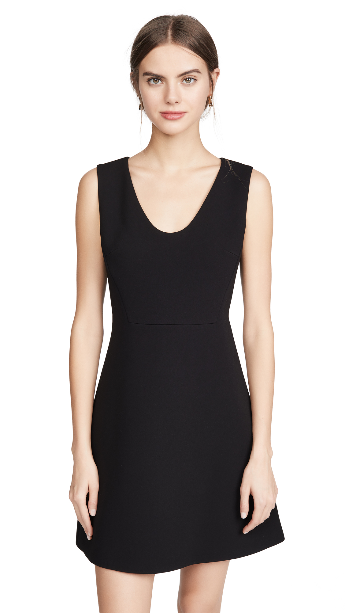 Buy Theory Scoop Flounce Dress online beautiful Theory Clothing, Dresses