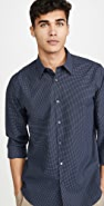 Theory Long Sleeve Irving Shirt