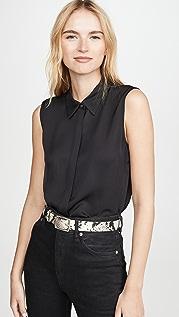 Theory Modern Tanelis 女式衬衫
