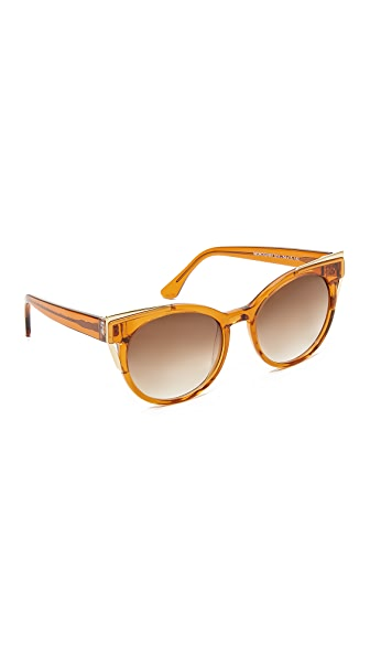 Thierry Lasry Monogamy Sunglasses - Amber/Brown