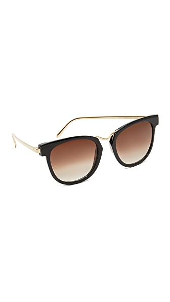 Thierry Lasry Choky 24k Sunglasses