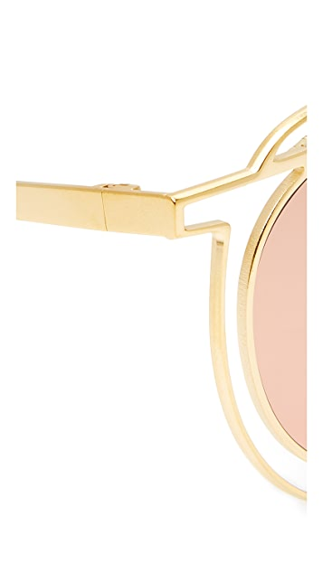 Thierry Lasry Potentially Sunglasses
