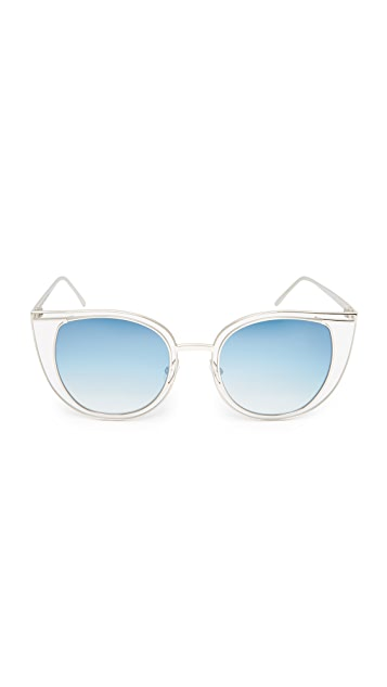 Thierry Lasry Eventually Sunglasses