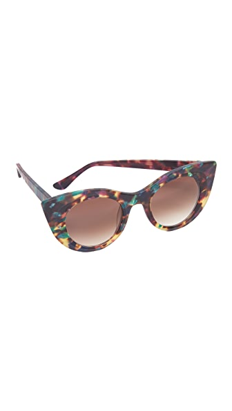 Thierry Lasry Hedony Sunglasses - Multi/Brown