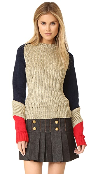 Hilfiger Collection Off Duty Sweater