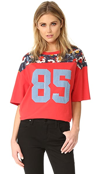 Hilfiger Collection Numbers T Shirt