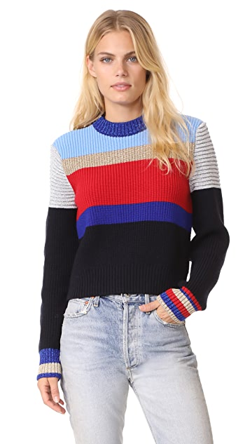 Hilfiger Collection Moto Sweater