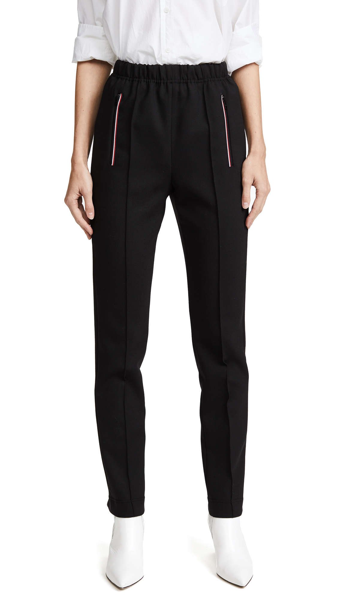 Hilfiger Collection Sporty Chic Pants - Meteorite