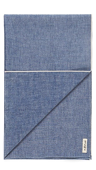 The Hill-Side Selvedge Scarf