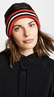 Think Royln Downtown Crown Ribbed Beanie Hat