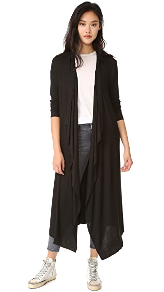 The Hours Maxi Cardigan