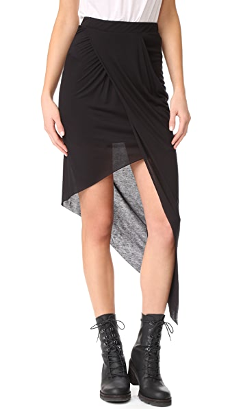 The Hours Asymmetrical Skirt