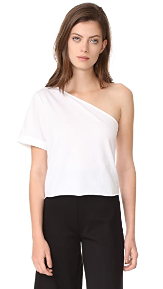 The Hours Bare Shoulder Tee
