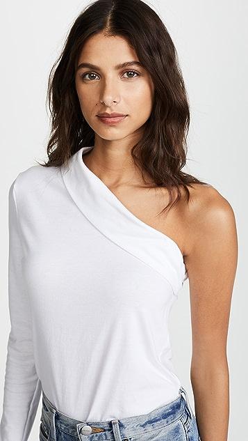 The Range Bare Arm Long Sleeve Tee