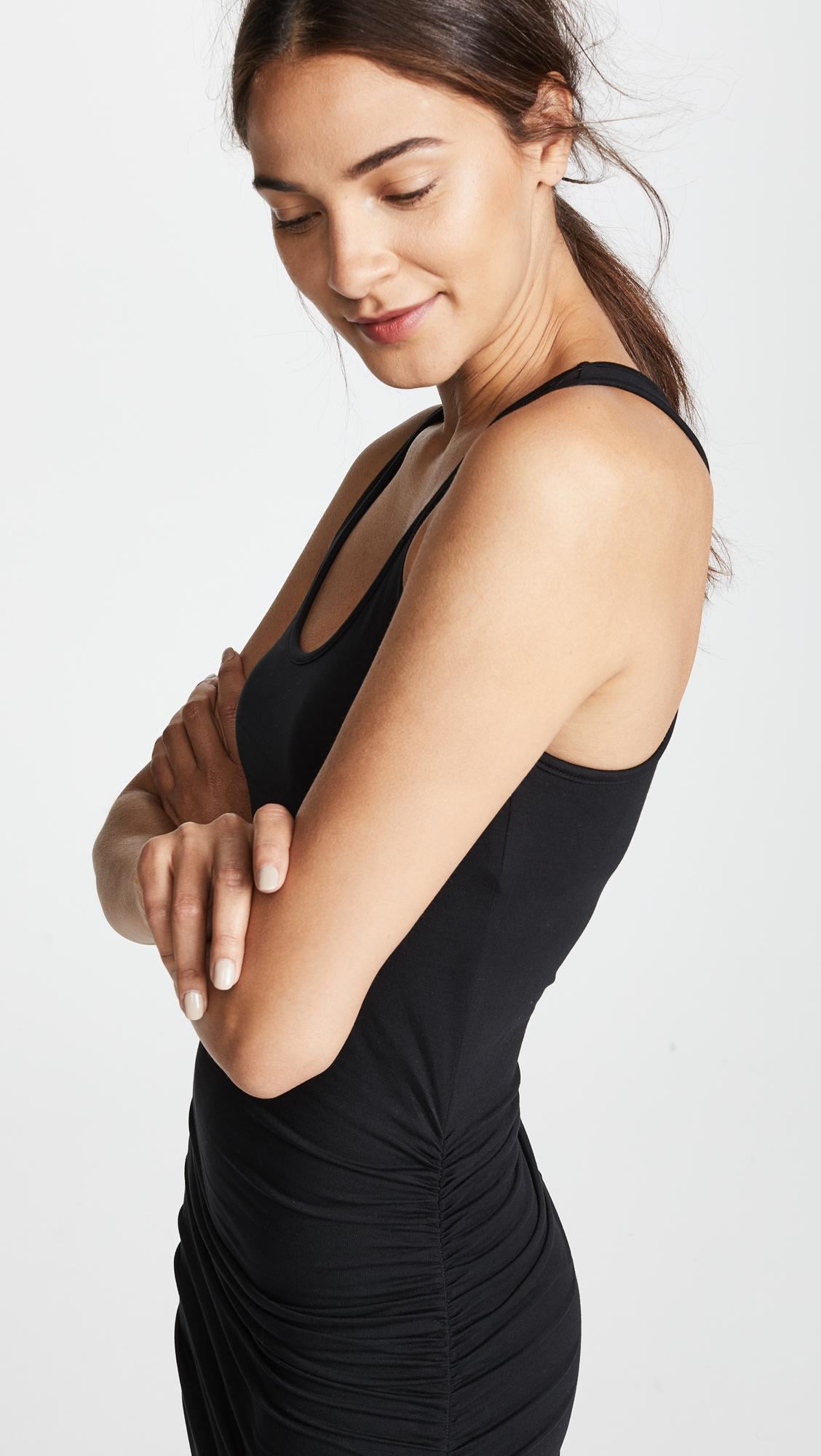 Макси-платье со спиной-борцовкой Three Dots  (THREE4030112867112)