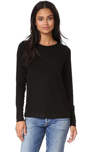 Three Dots Shala Brushed Sweater