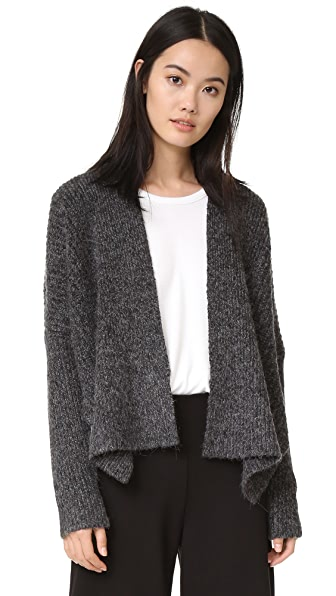 Three Dots Boxy Cardigan