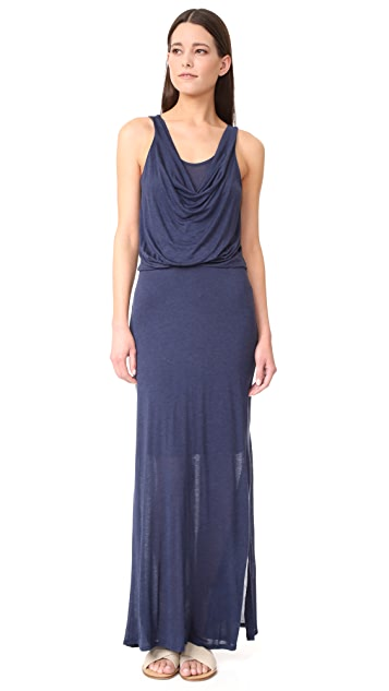Three Dots Maxi Dress
