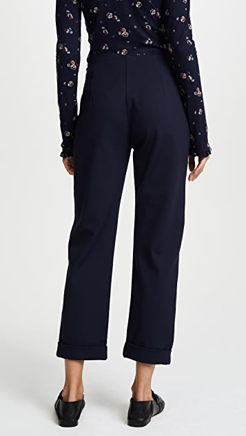 Three Dots Ponte Trousers