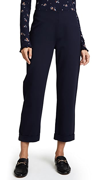 Three Dots Ponte Trousers