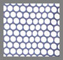 Navy White Small Dot