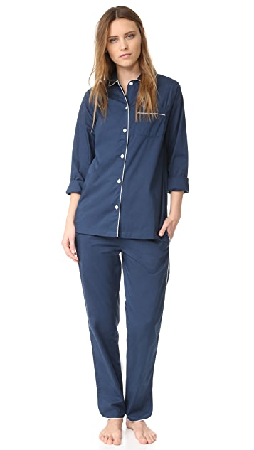 Three J NYC Macgill PJ Set