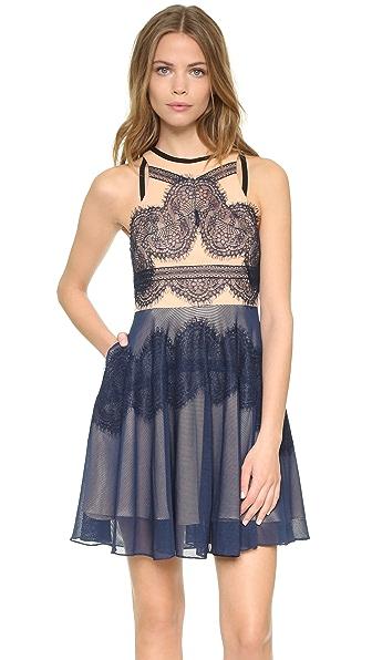 Three Floor Whimsicle Dress