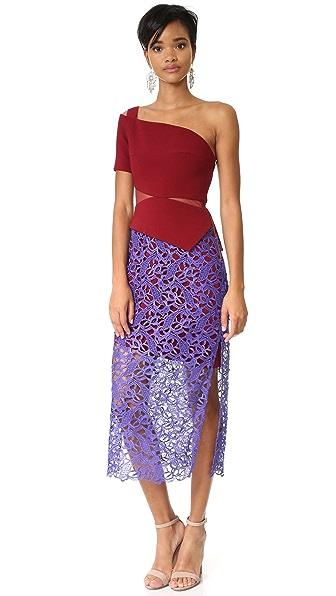 Three Floor Fleurie Dress