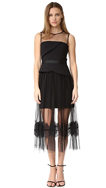 Three Floor Ondine Dress