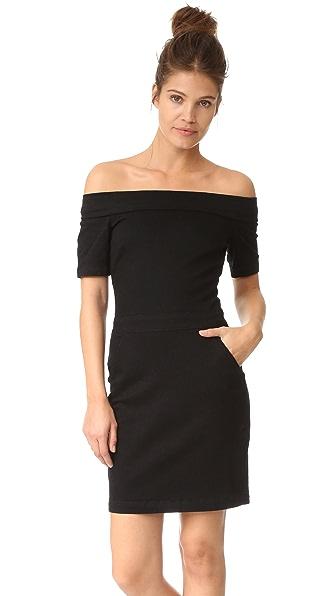 3x1 Off Shoulder Dress
