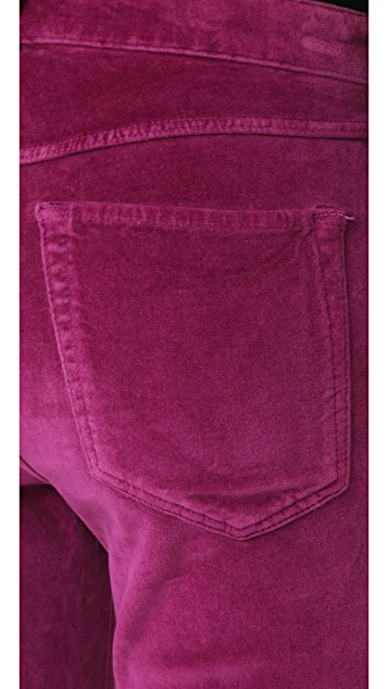 3x1 W2 Split Seam Bell Jeans