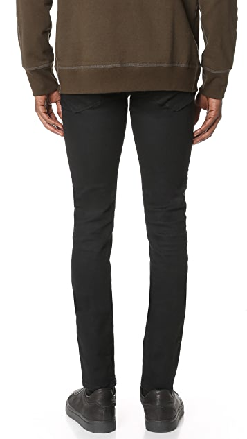 3x1 M5 Channel Seam Skinny Jeans