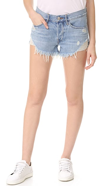 3x1 WM5 Cutoff Shorts