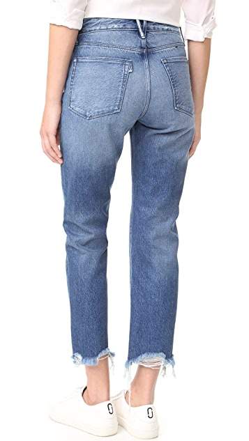 3x1 Higher Ground Boyfriend Crop Jeans