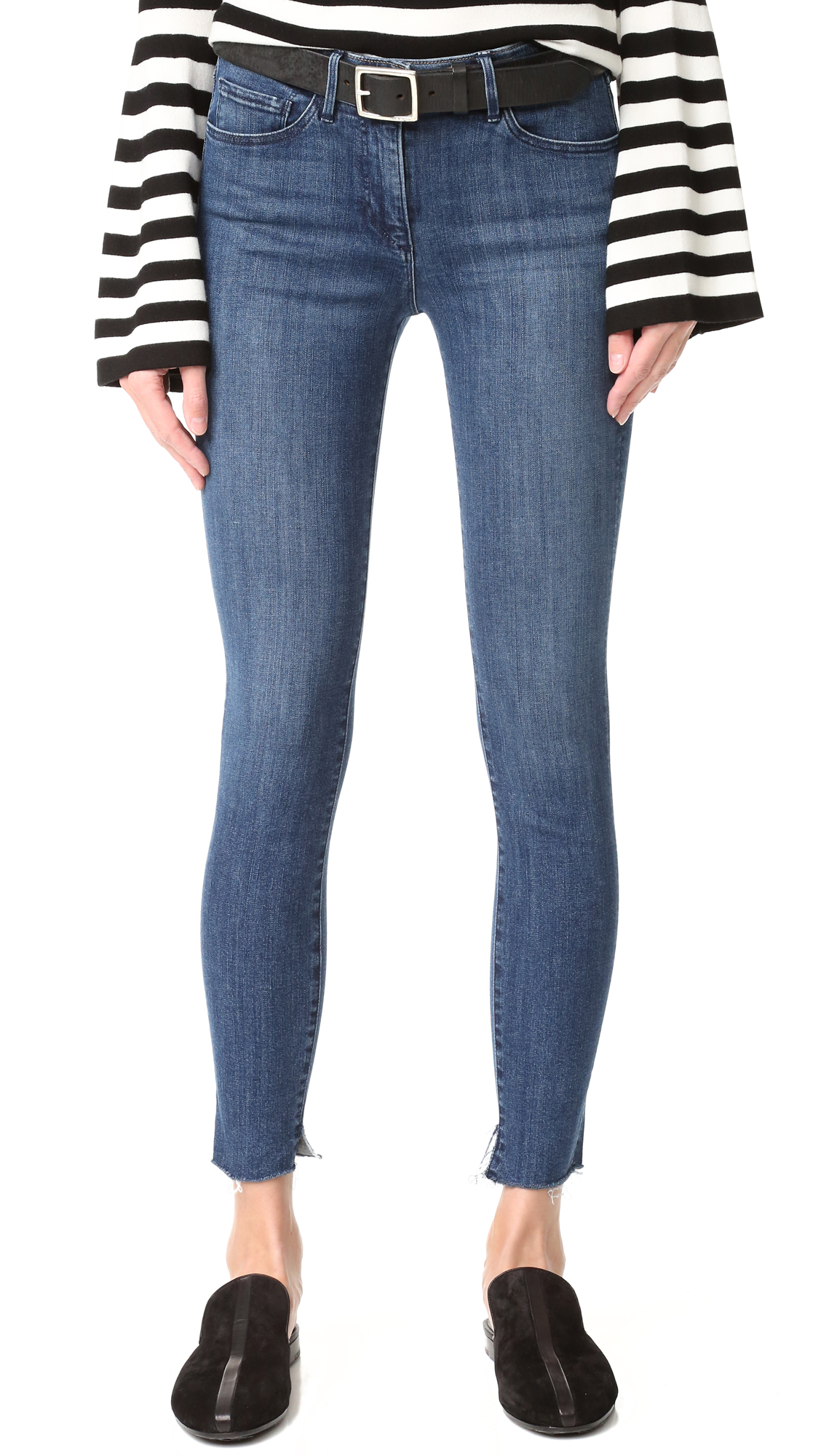 d4116e5082f 3x1 Midway Skinny Crop Jeans | SHOPBOP