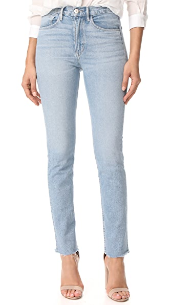 3x1 DIY Straight Jeans In Willow