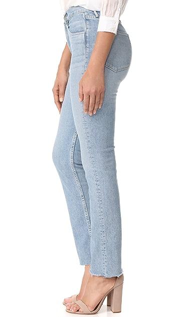 3x1 DIY Straight Jeans