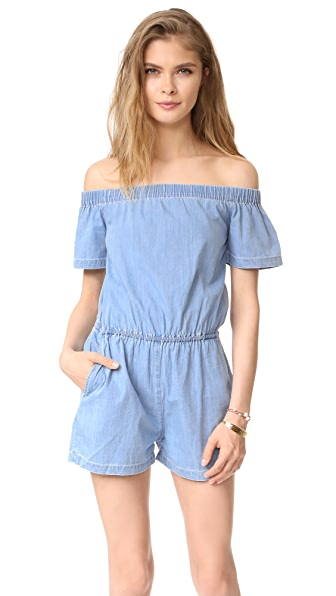 3x1 Clark Romper at Shopbop