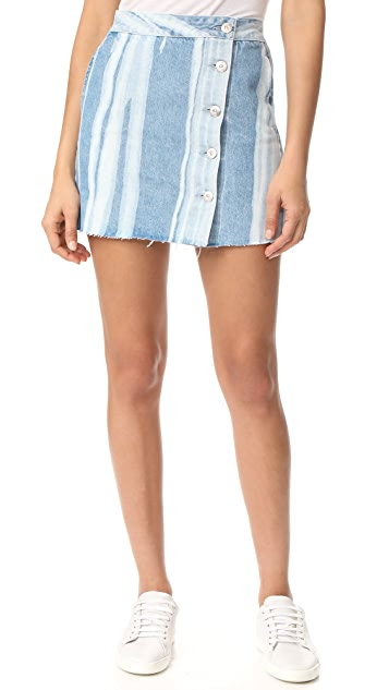 3x1 Higher Ground Skirt