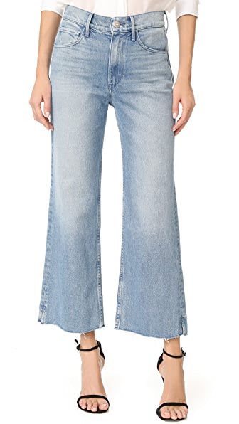 3x1 Shelter Wide Leg Crop Jeans In Mora
