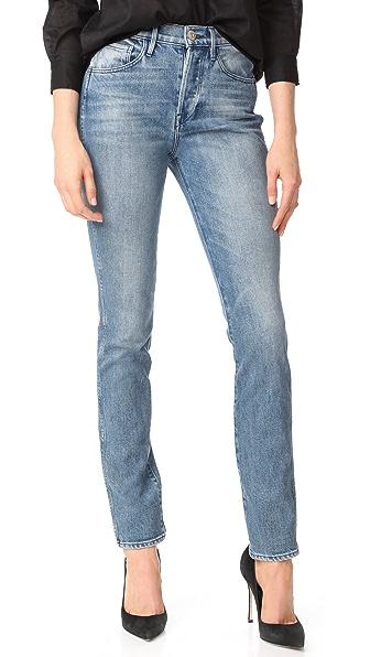 3x1 Shelter Slim Jeans - Pillars