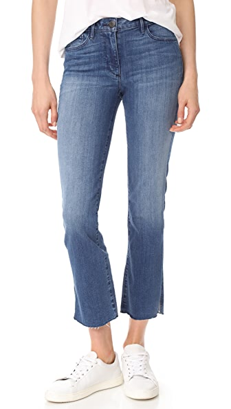 3x1 Midway Crop Boot Jeans In Lucy