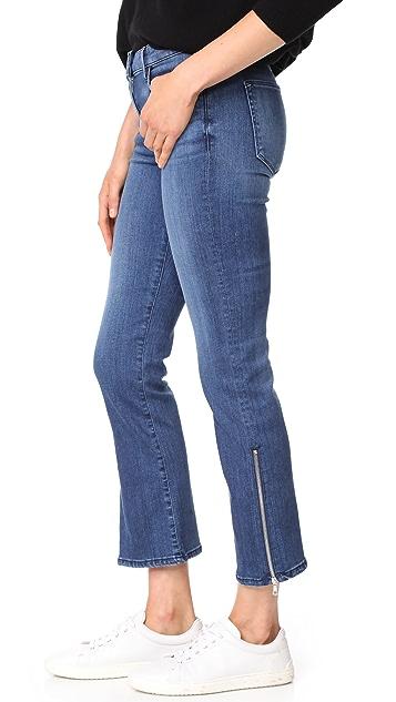 3x1 Gusset Zip Jeans