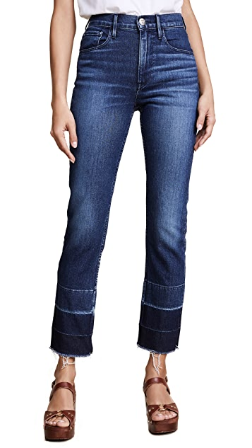 3x1 W4 Shelter Straight Crop Jeans