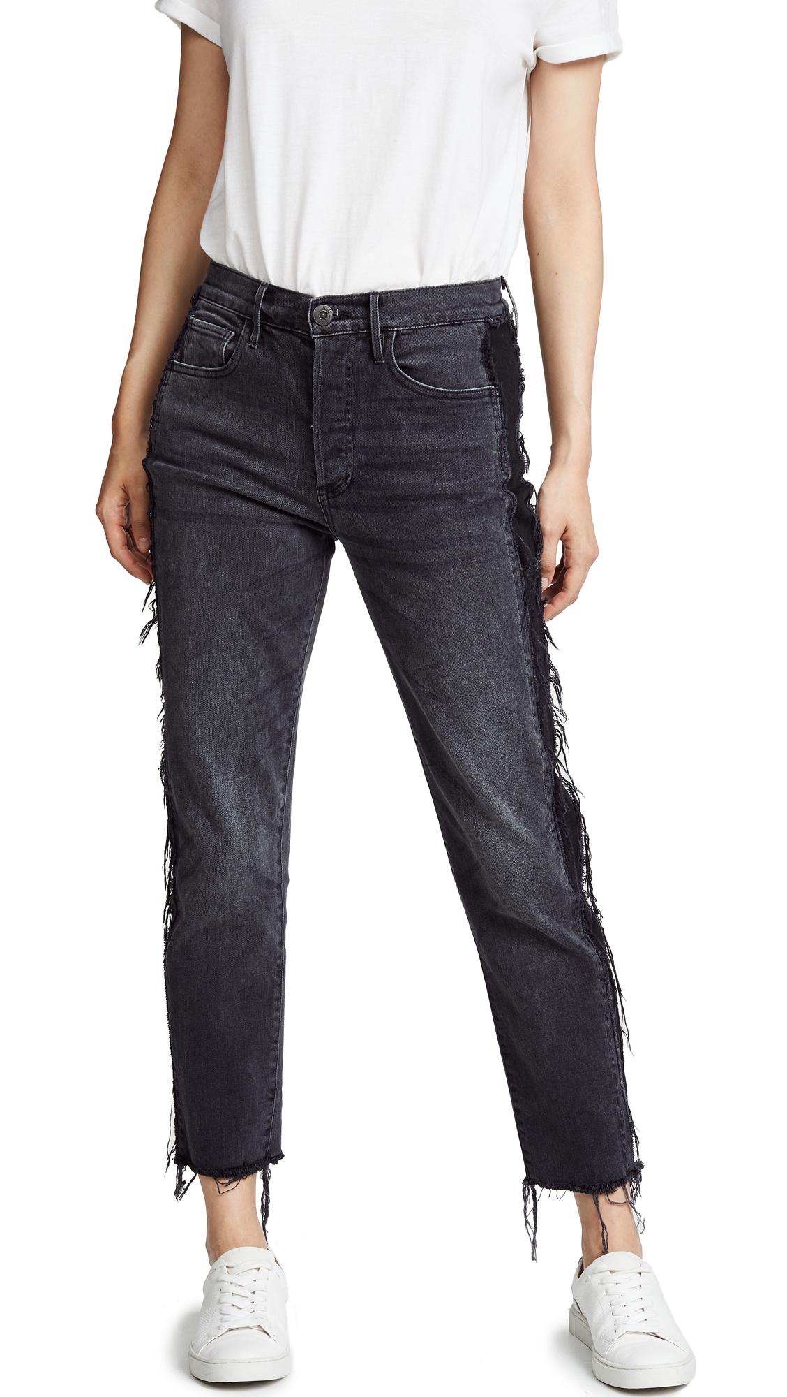 3x1 W3 Cora Cropped Jeans - Jolee