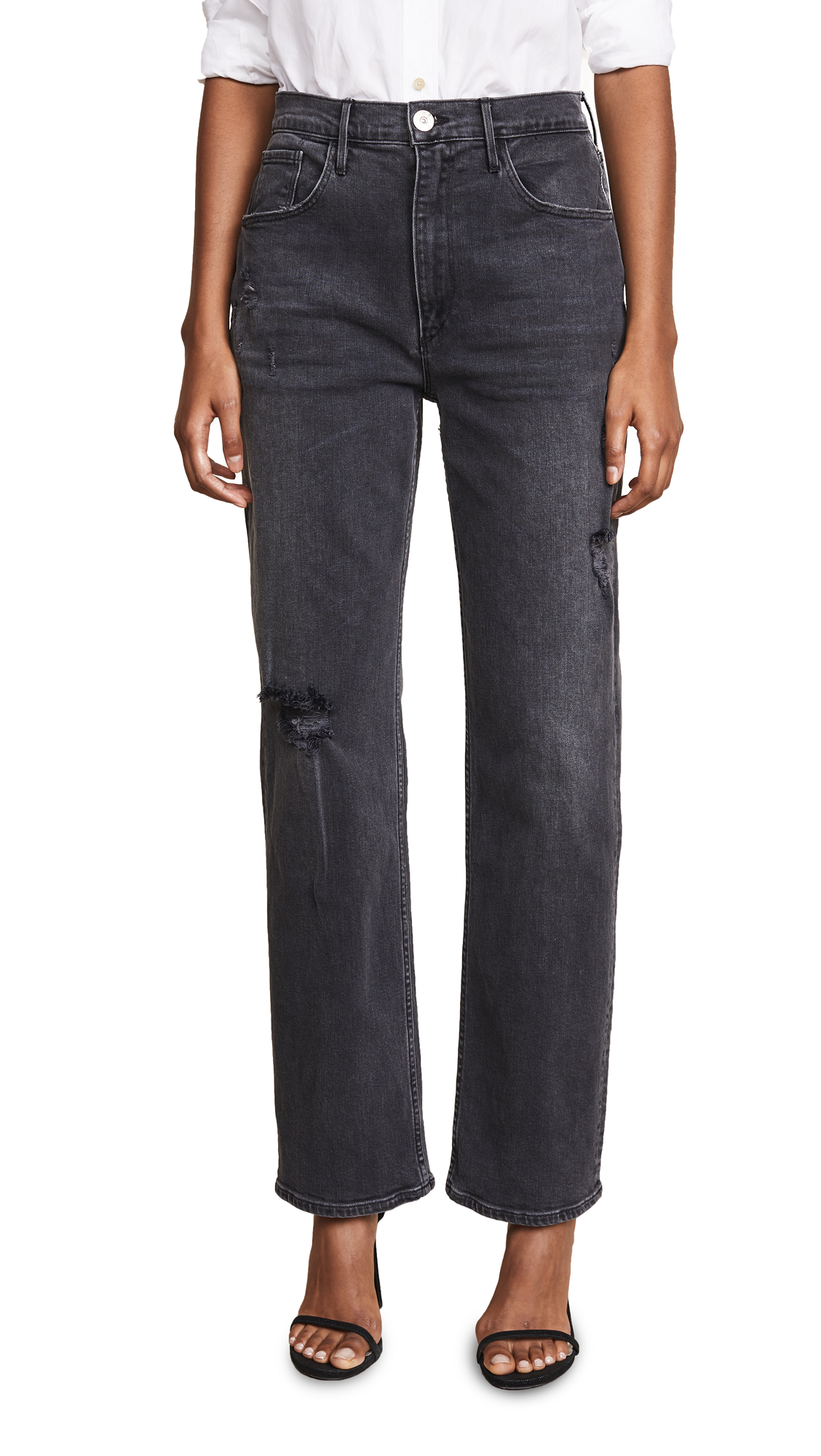 3x1 Addie Loose Fit Jeans - Tori