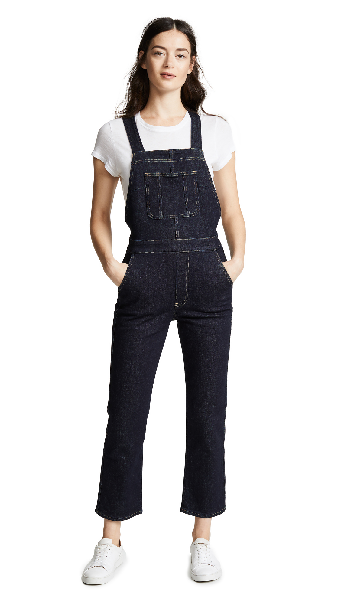 3x1 Sharon Overalls In River