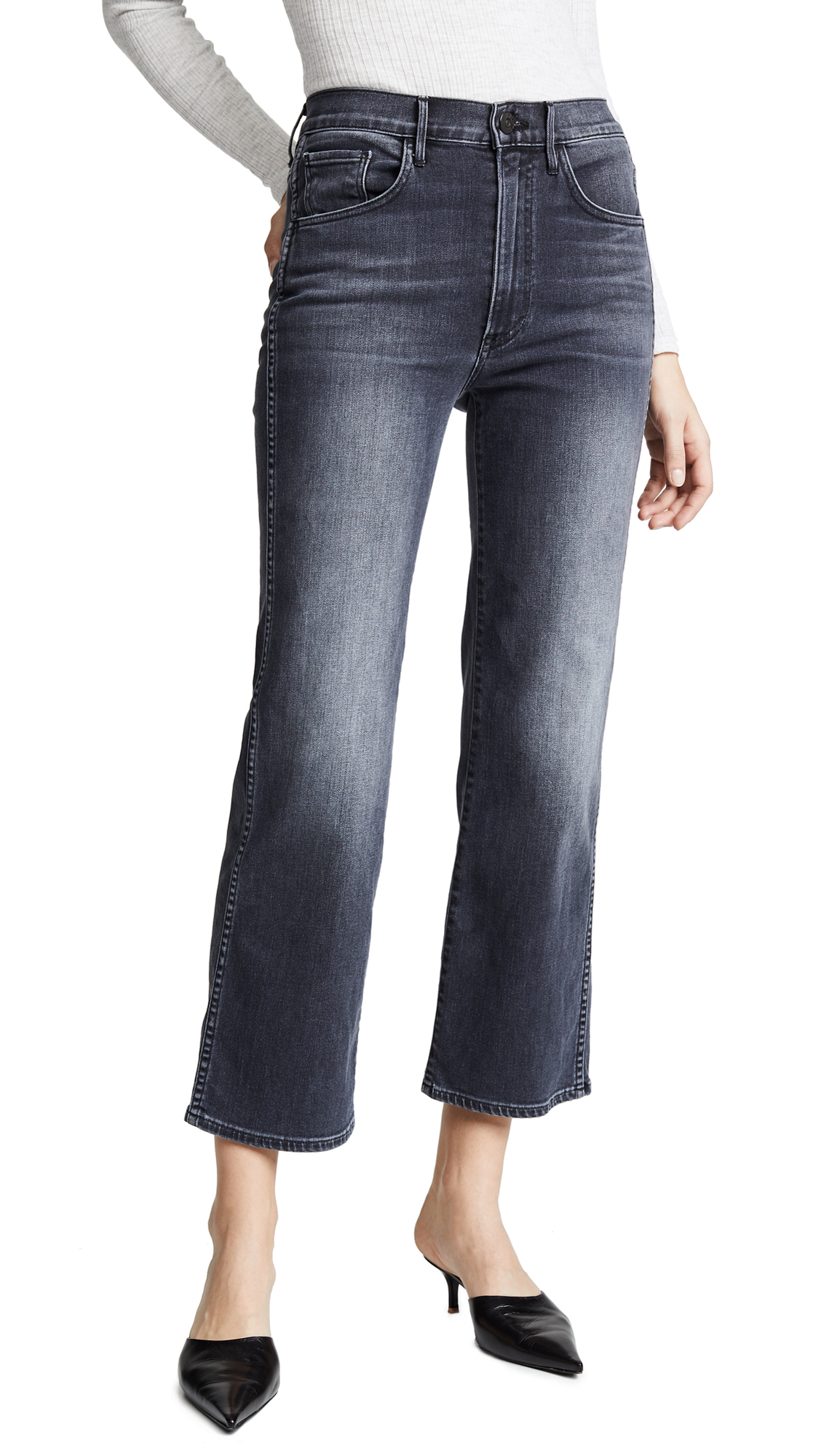 3x1 Joni Wide Leg Jeans - Lia