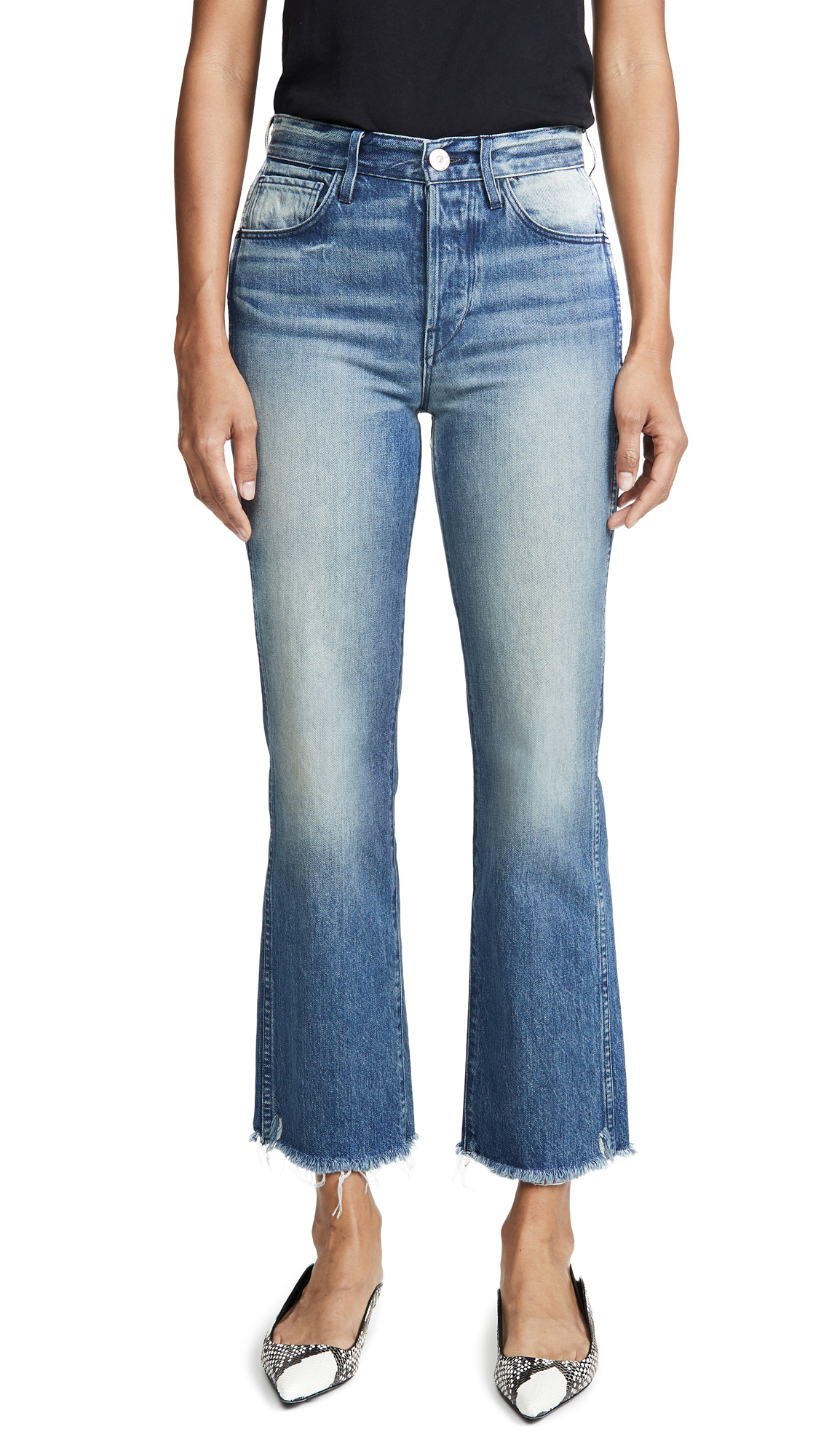 Buy 3x1 online - photo of 3x1 Austin Crop Jeans
