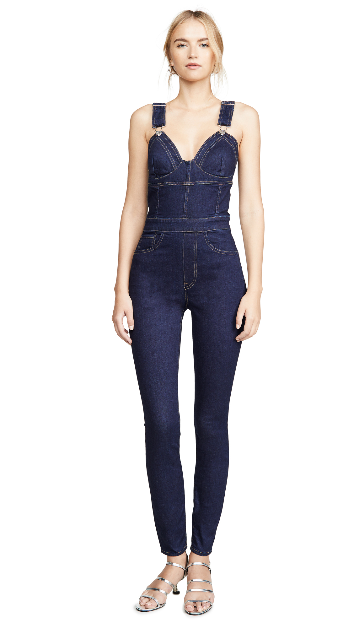 Buy 3x1 online - photo of 3x1 Ayla Overalls